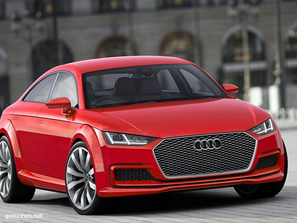 audi tt sportback concept 2014 photos reviews news. Black Bedroom Furniture Sets. Home Design Ideas