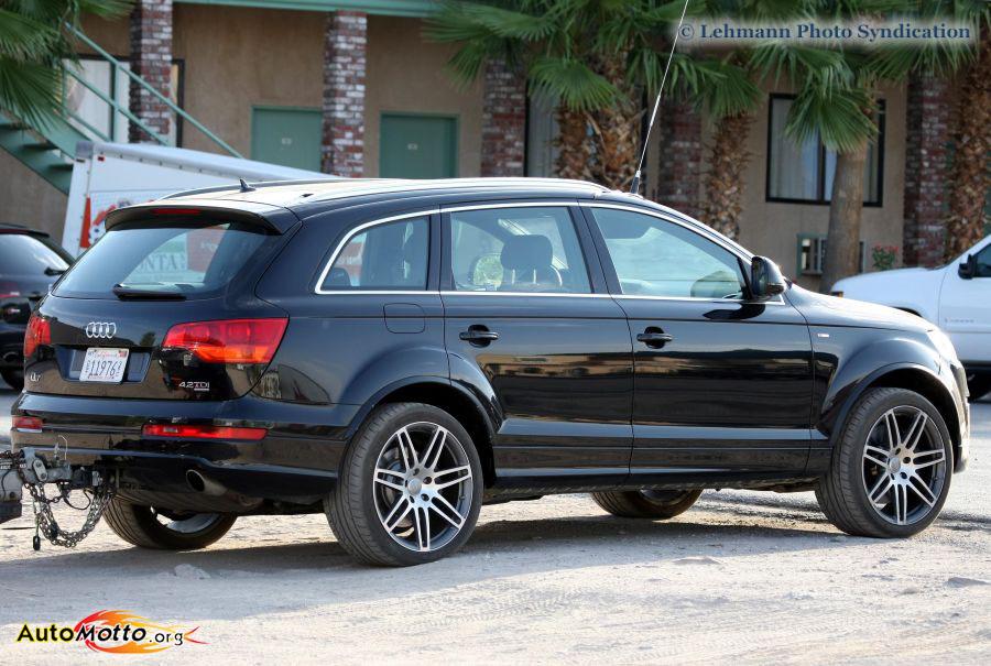 Audi Q7 V12 Audi