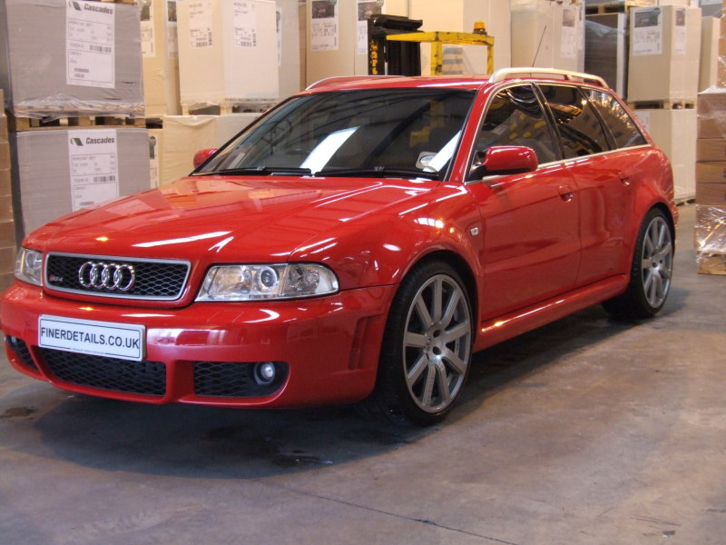Audi Rs4 B5 Avant Picture 1 Reviews News Specs Buy Car