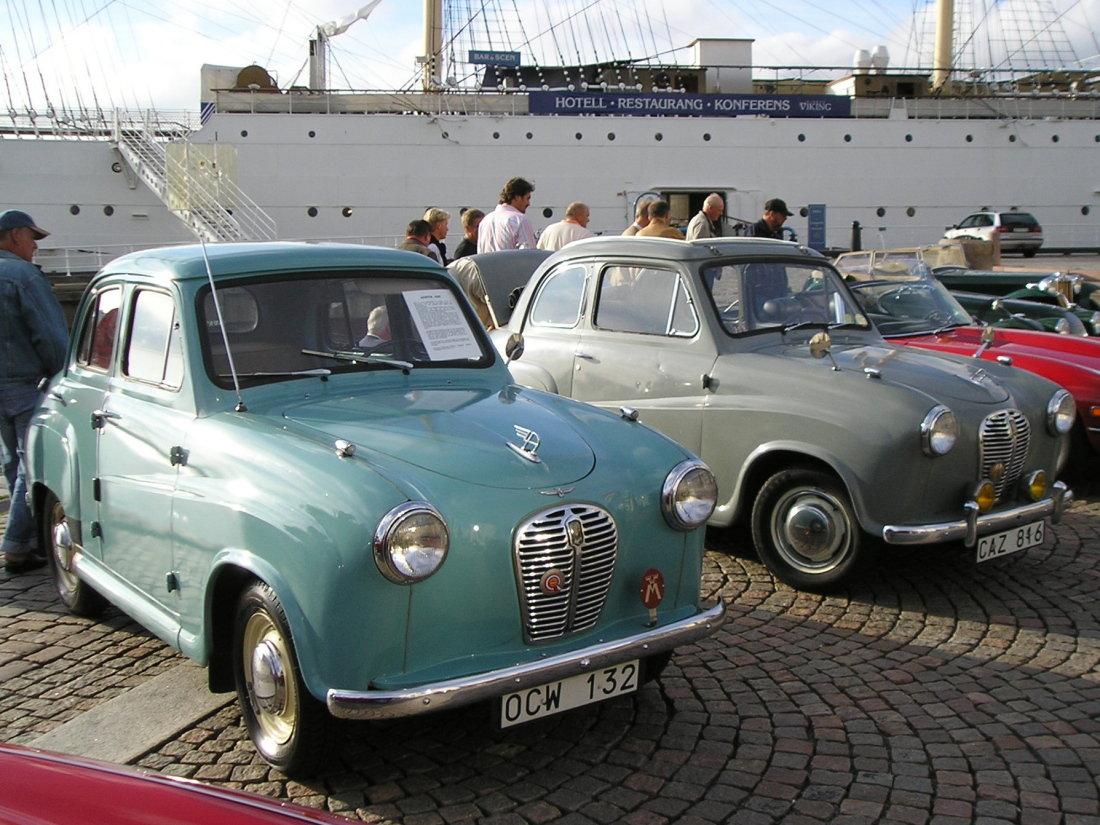 Austin A30 4dr:picture # 3 , reviews, news, specs, buy car