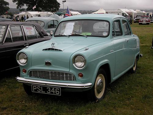 Austin A40 Cambridge Photos News Reviews Specs Car