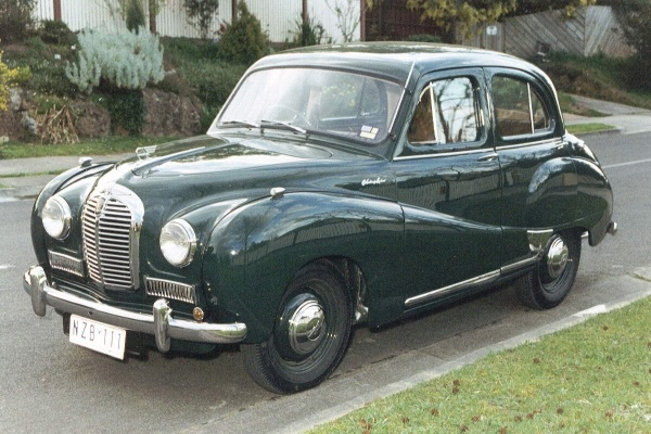 Austin A40 Somerset Picture 2 Reviews News Specs