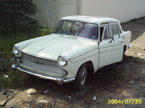 Austin A60 Cambridge