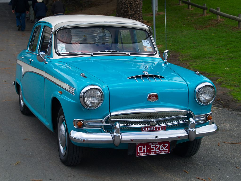 Austin Cambridge Photos Reviews News Specs Buy Car