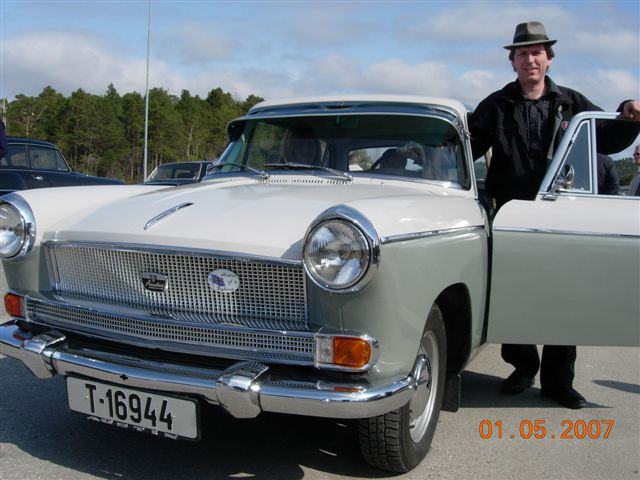 Austin Cambridge A55 Mk2