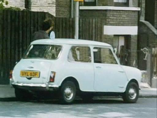 Austin Mini 1000 Mk II estate