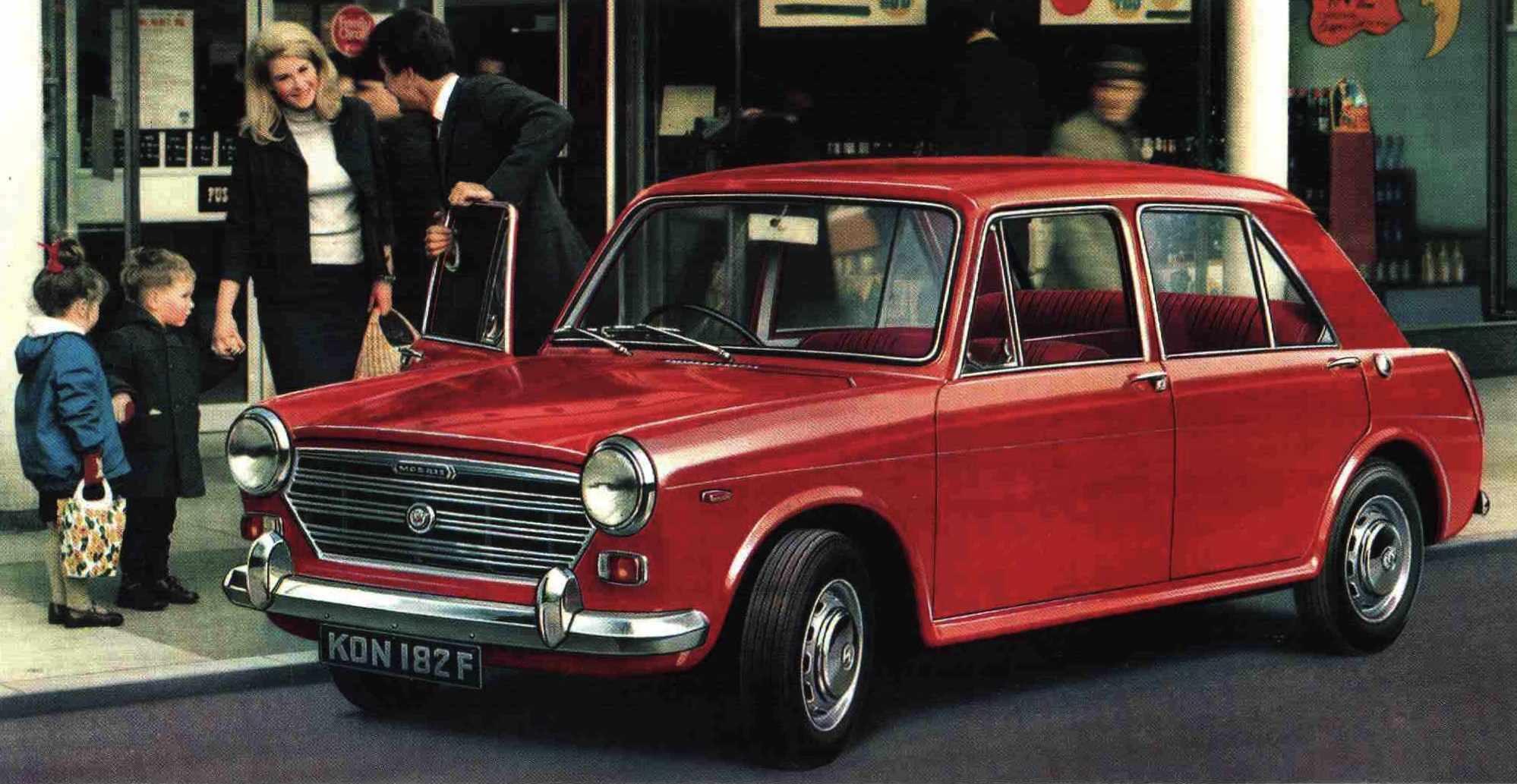 Austin Mini 1100 Special De Luxepicture 1 Reviews News Specs