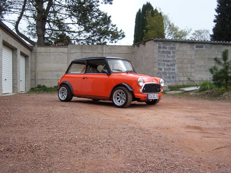 austin mini 1300 picture 5 reviews news specs buy car. Black Bedroom Furniture Sets. Home Design Ideas