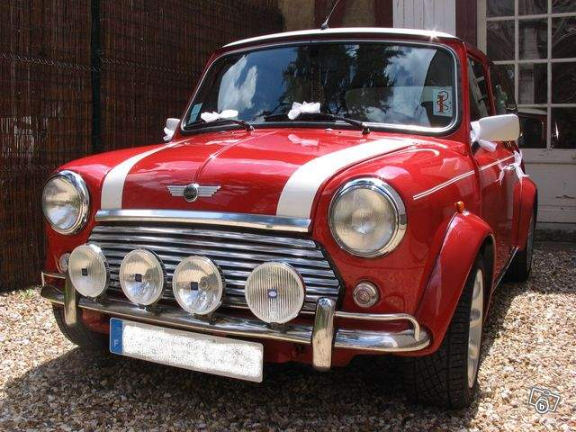 austin mini 1300 cooper s photos news reviews specs. Black Bedroom Furniture Sets. Home Design Ideas