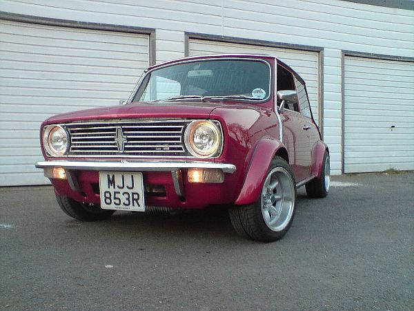 austin mini clubman photos reviews news specs buy car. Black Bedroom Furniture Sets. Home Design Ideas