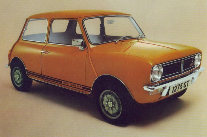 Austin Mini Clubman 1275 Picture 4 Reviews News