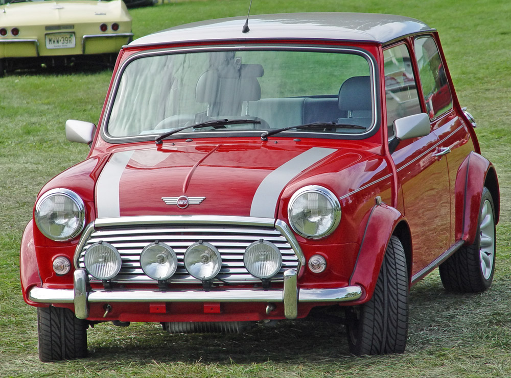 austin mini cooper photos news reviews specs car. Black Bedroom Furniture Sets. Home Design Ideas