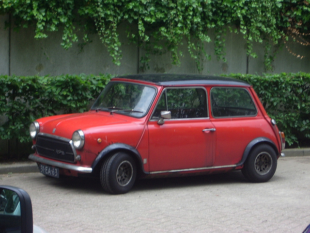 austin mini cooper 1300 picture 4 reviews news specs. Black Bedroom Furniture Sets. Home Design Ideas