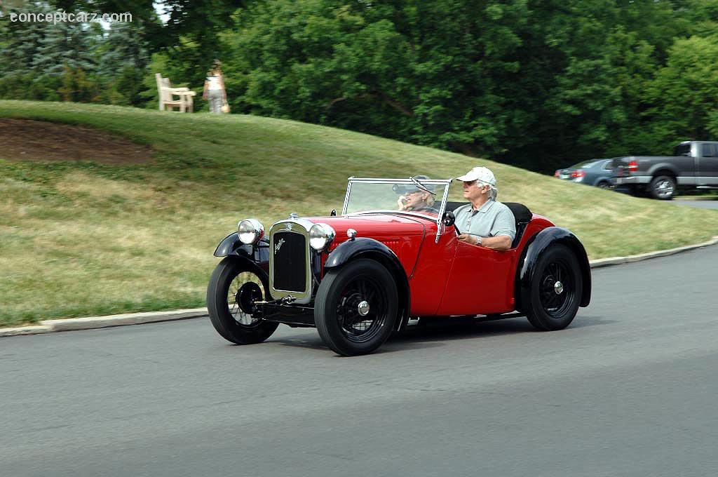 Austin Seven Nippy Photos Reviews News Specs Buy Car