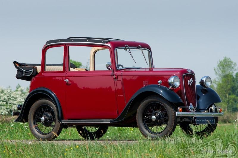Austin Seven Pearl Cabriolet Photos News Reviews