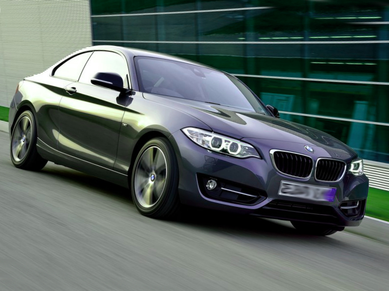 2014 bmw 2 series coupe photos reviews news specs buy car - Bmw 2 series coupe dimensions ...