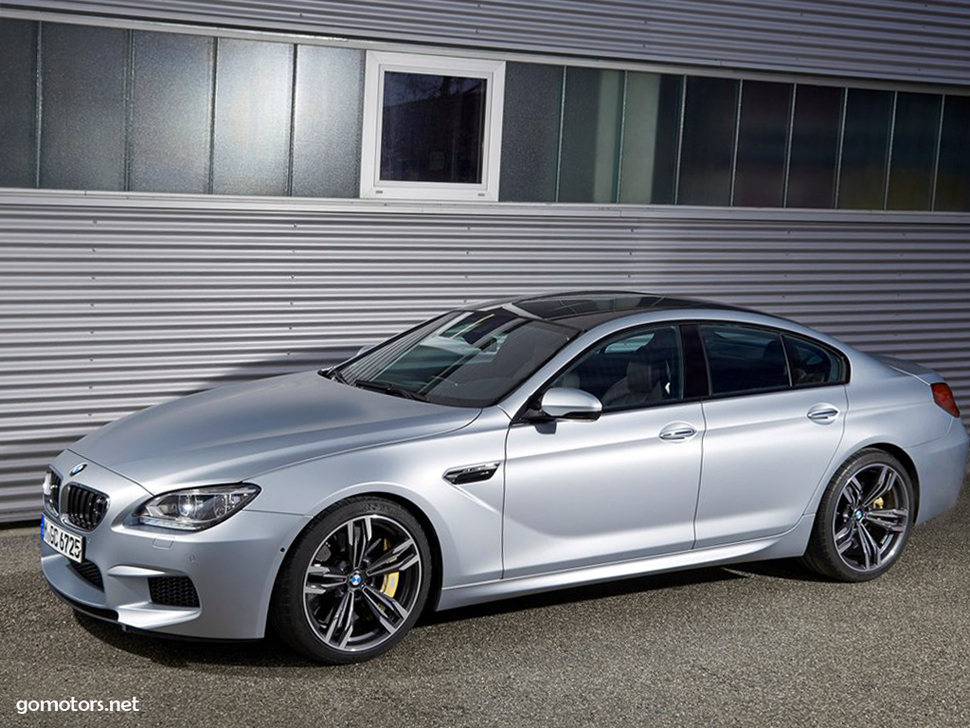 2014 bmw m6 gran coupe price review autos post. Black Bedroom Furniture Sets. Home Design Ideas