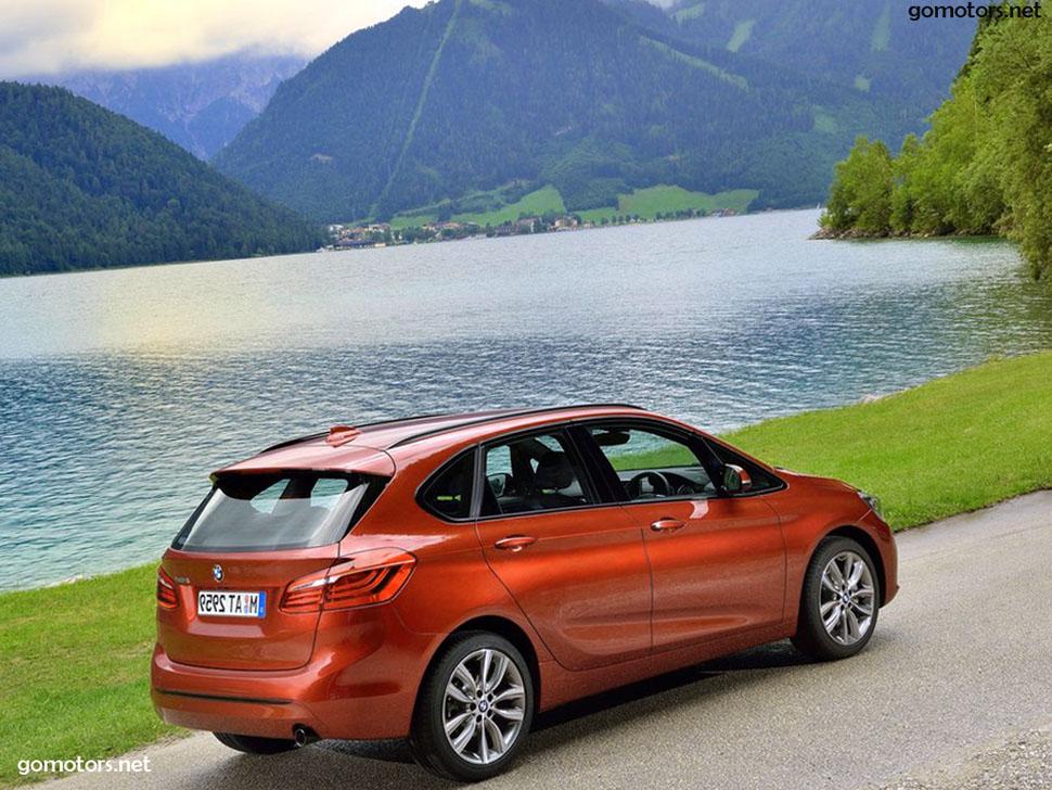 2015 BMW 2-Series Active Tourer:picture # 32 , reviews ...