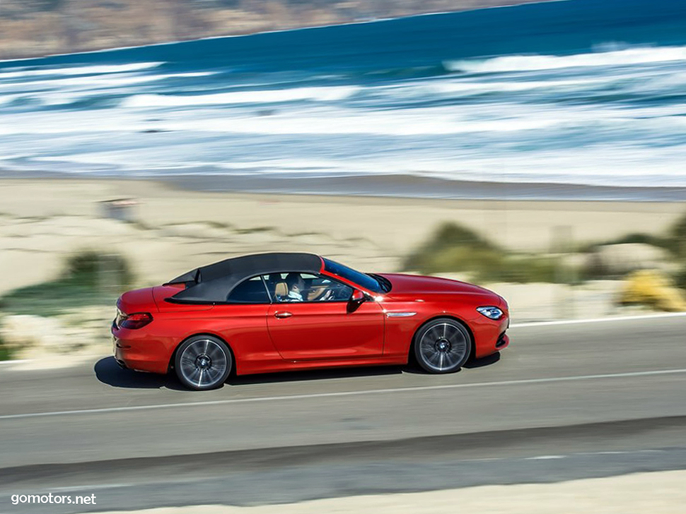 2015 BMW 6-Series Convertible