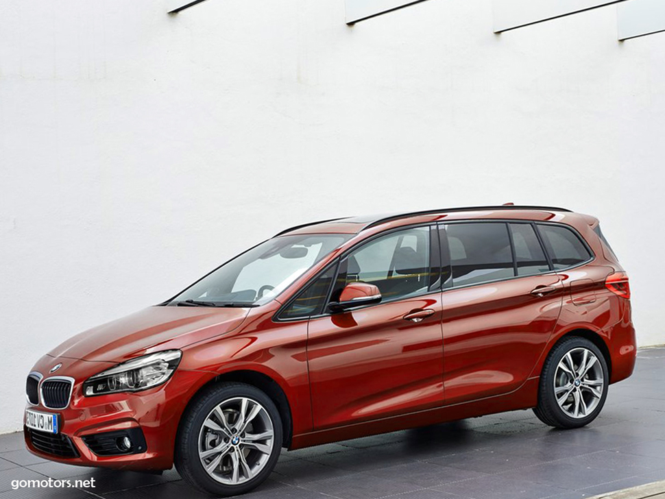 2016 bmw 2 series gran tourer picture 16 reviews. Black Bedroom Furniture Sets. Home Design Ideas