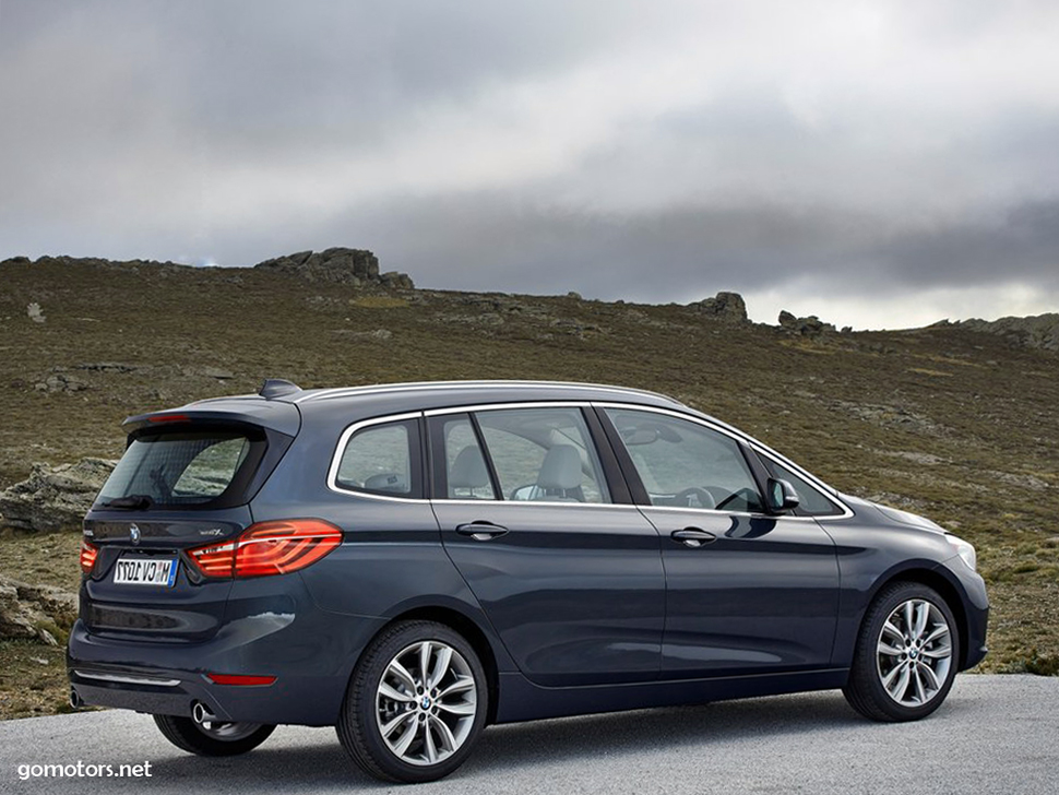 2016 bmw 2 series gran tourer picture 23 reviews. Black Bedroom Furniture Sets. Home Design Ideas