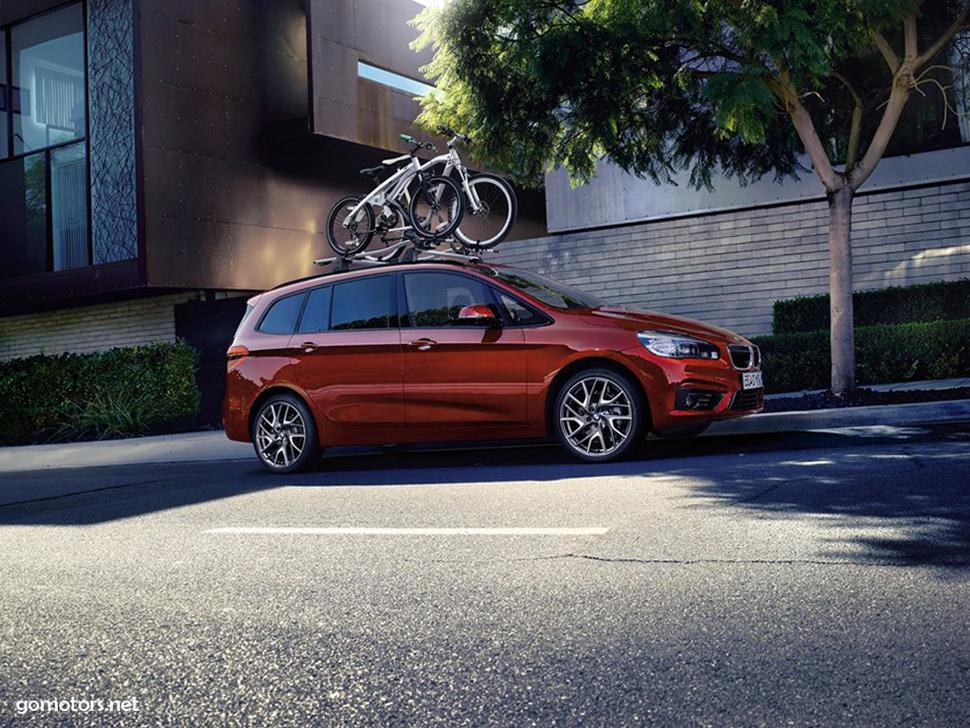 2016 BMW 2-Series Gran Tourer :picture # 28 , reviews ...