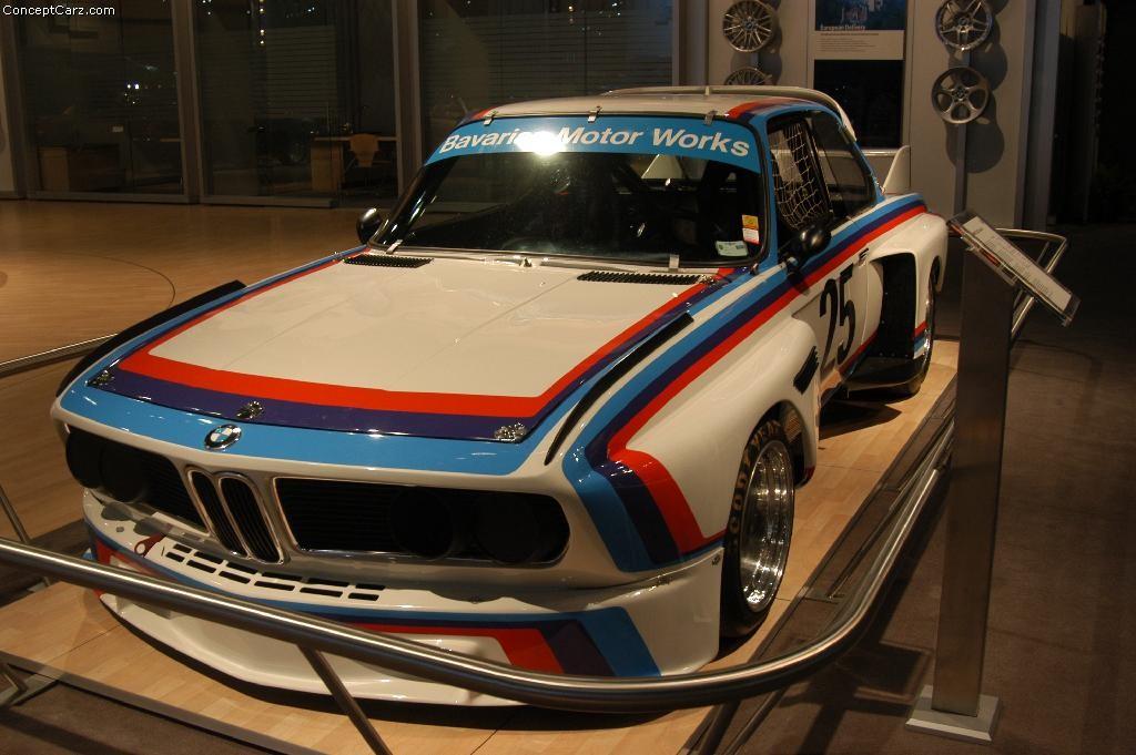 Bmw 30 Csl Picture 1 Reviews News Specs Buy Car