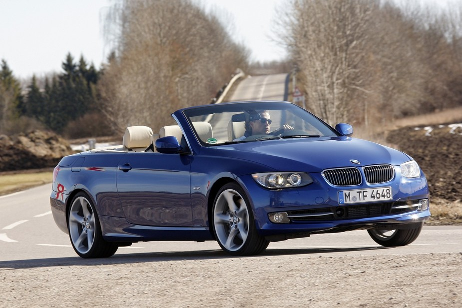 Nieuw BMW 320 i Cabrio:picture # 5 , reviews, news, specs, buy car AJ-12