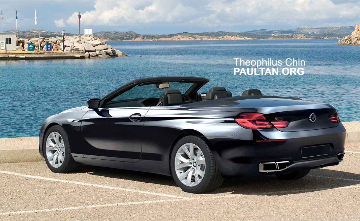 Bmw 640i Cabriolet Picture 2 Reviews News Specs Buy Car