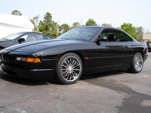 Bmw 840i Photos Reviews News Specs Buy Car