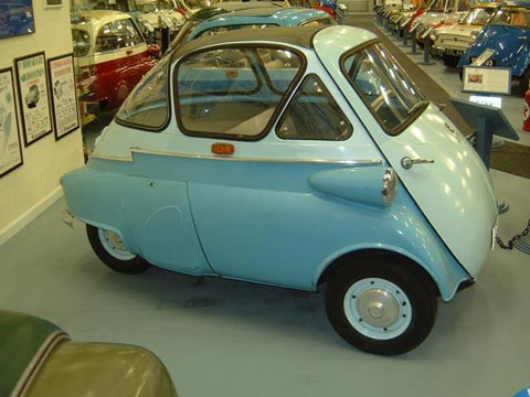 Bmw Isetta 250