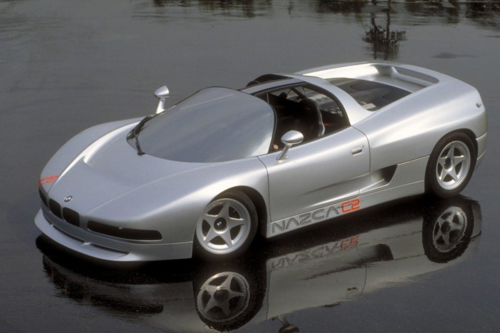 Bmw Nazca C2 Picture 4 Reviews News Specs Buy Car