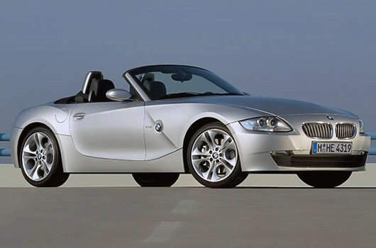 Bmw Z4 25i Roadster Photos News Reviews Specs Car