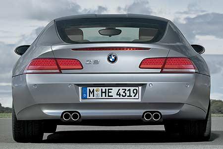 Bmw Z9 Picture 4 Reviews News Specs Buy Car