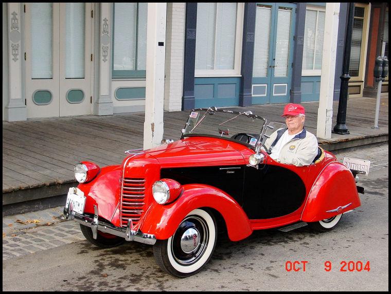 Bantam Roadster Photos Reviews News Specs Buy Car
