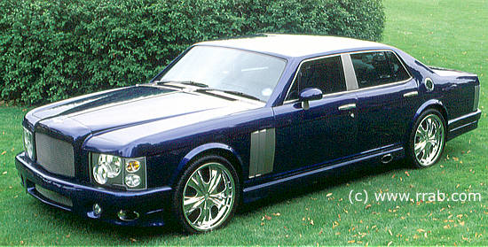 Bentley Mulsanne Turbo Bentley