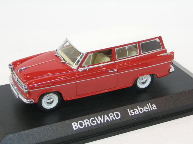 Borgward Isabella estate wagon