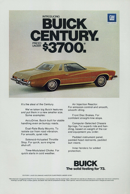 Buick Century Luxus Coupe Picture   3   Reviews  News  Specs  Buy Car