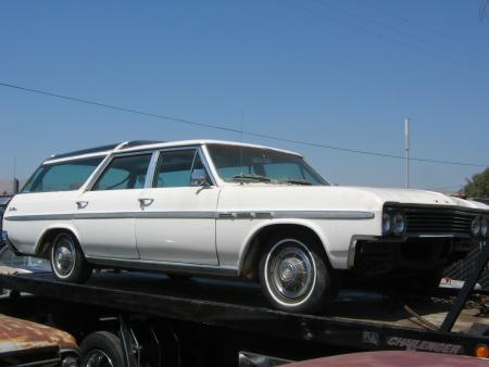 Buick SKylark Sportwagon Buick