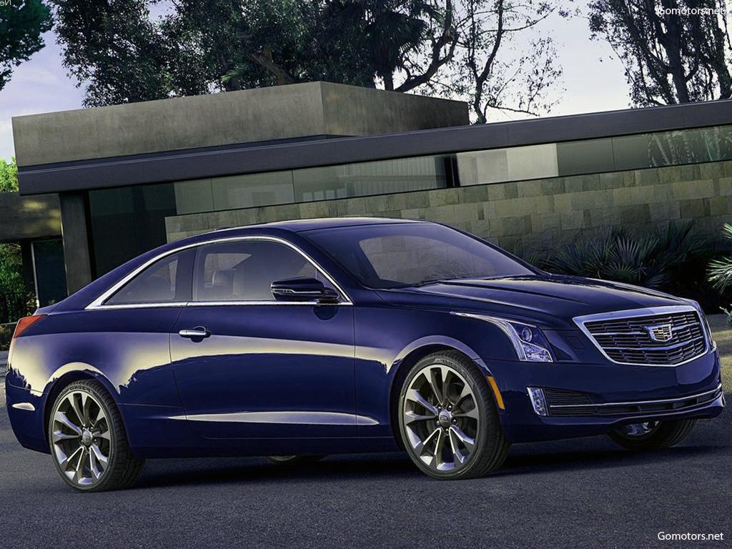 2015 cadillac ats coupe photos reviews news specs buy car. Black Bedroom Furniture Sets. Home Design Ideas