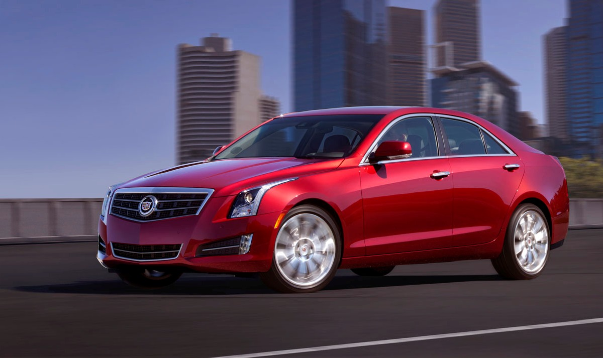 2015 cadillac ats sedan photos reviews news specs buy car. Black Bedroom Furniture Sets. Home Design Ideas