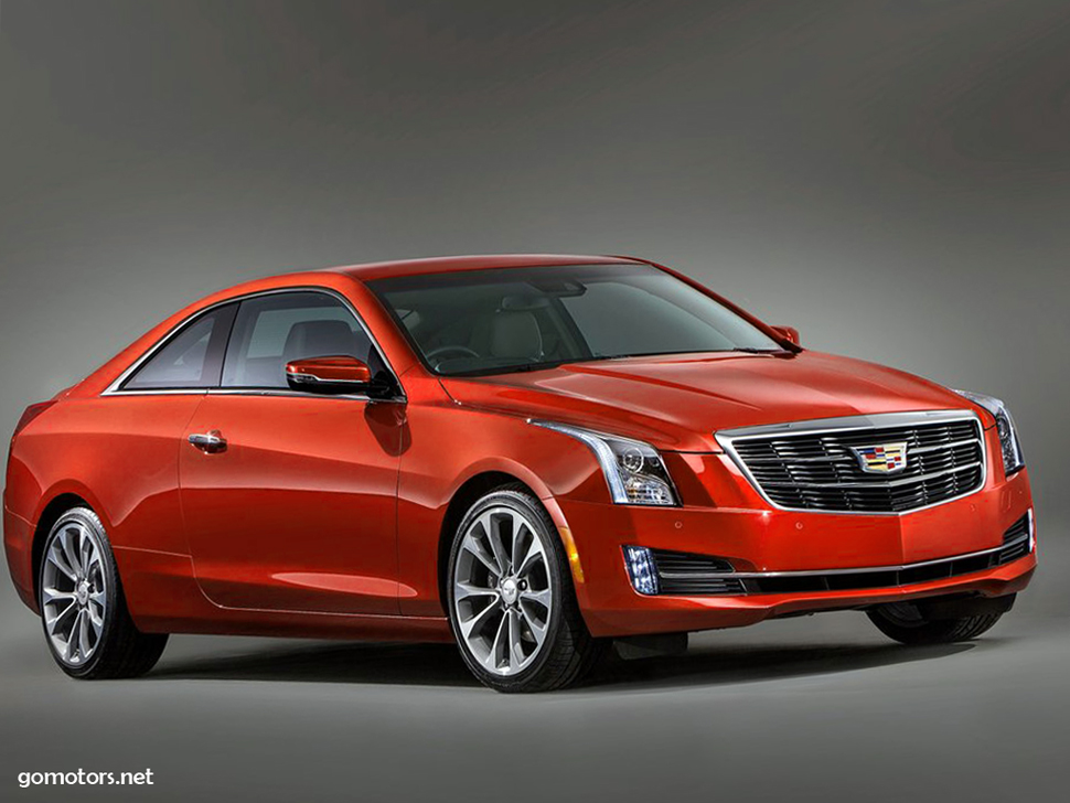 Cadillac ATS Coupe of 2015 :picture # 9 , reviews, news ...