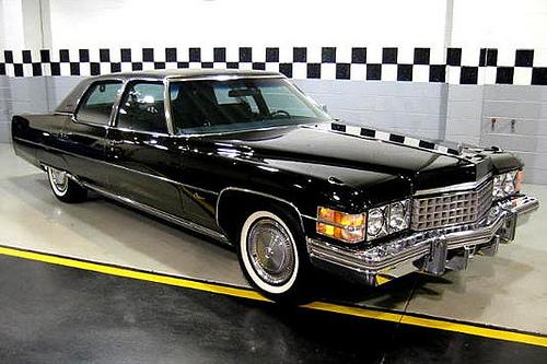 Cadillac Fleetwood Brougham Talisman Photos Reviews