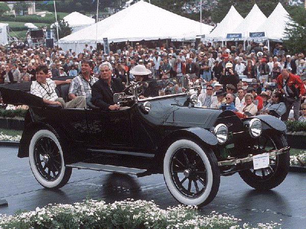 Cadillac Model 30 4D Touring