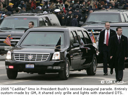 Cadillac Presidential Limousine Picture 2 Reviews