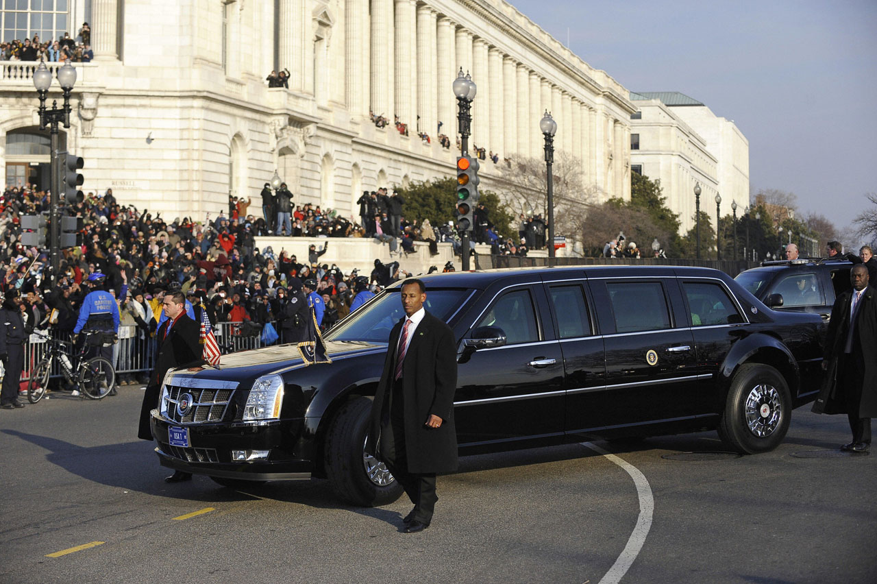 Cadillac Presidential Limousine