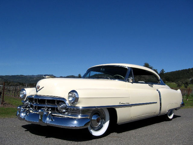 Cadillac Series 61 Coupe