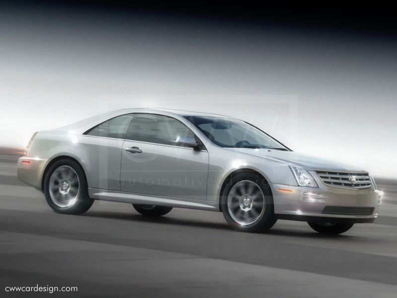 Cadillac Sts Coup Photos Reviews News Specs Buy Car