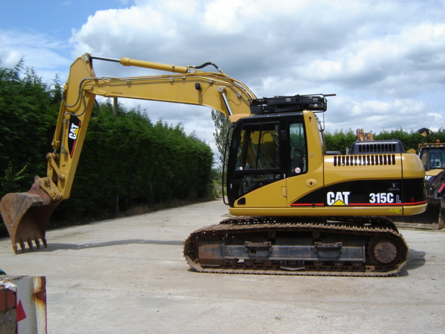 Caterpillar 315cl Picture 3 Reviews News Specs Buy Car