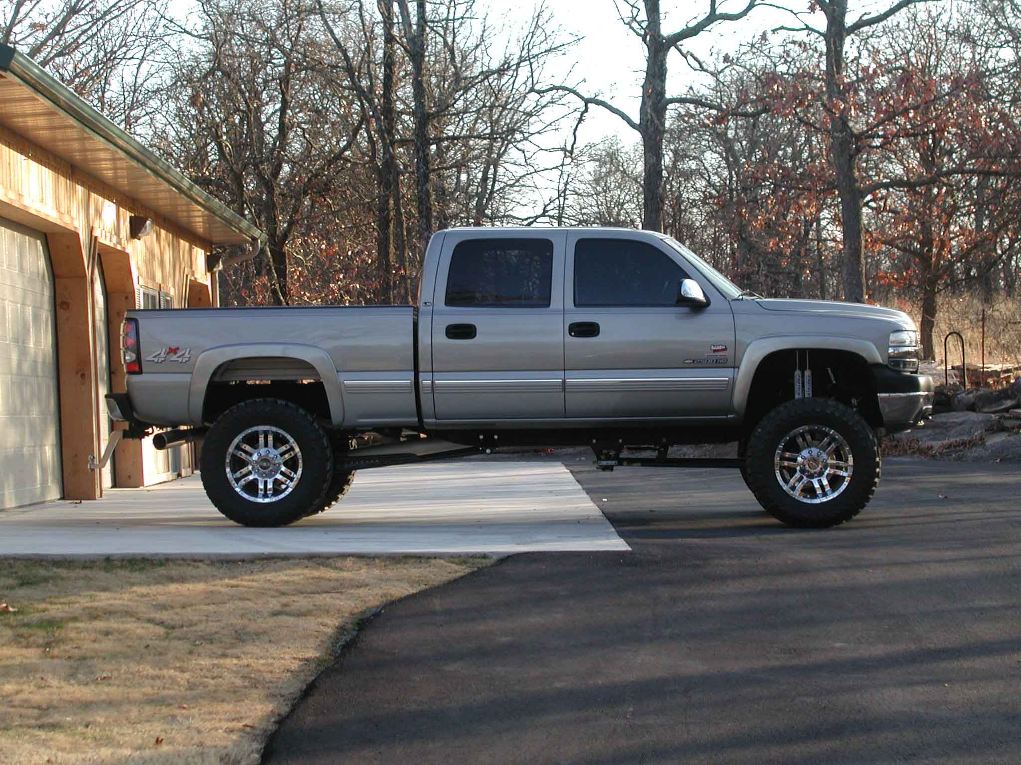 Chevrolet 2500 HD:picture # 4 , reviews, news, specs, buy car